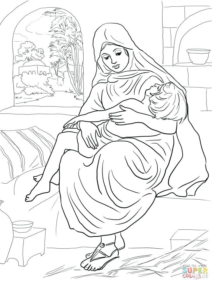 elijah and elisha coloring pages at getcolorings