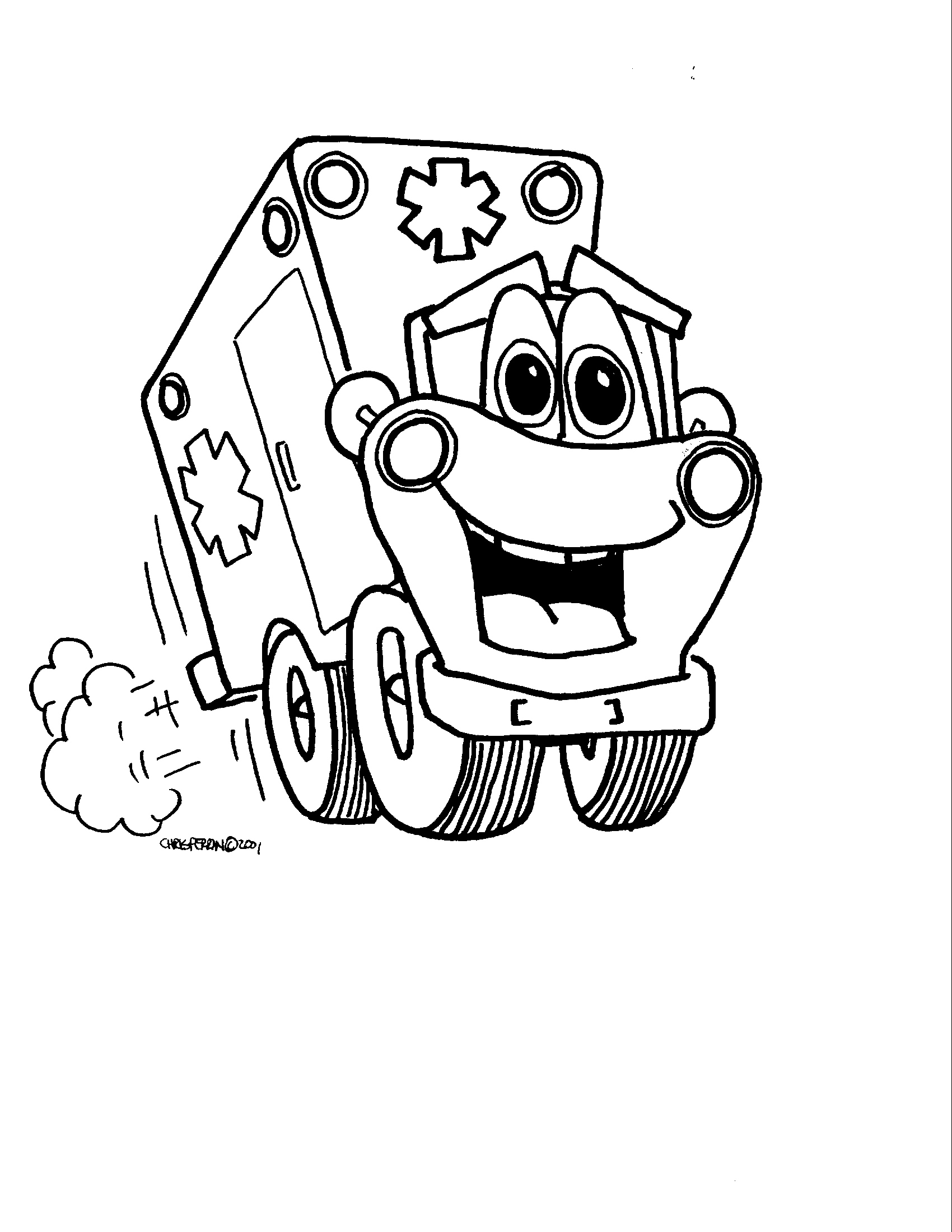 Ems Coloring Pages At Getcolorings