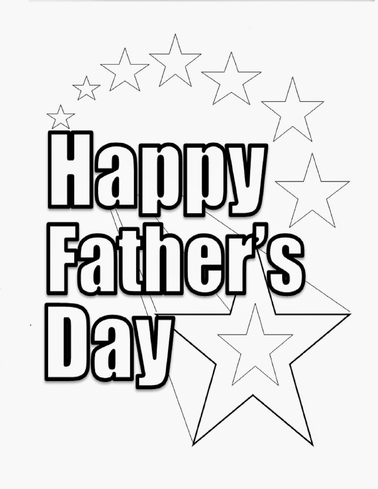 Fathers Day Coloring Pages For Grandpa At Getcolorings