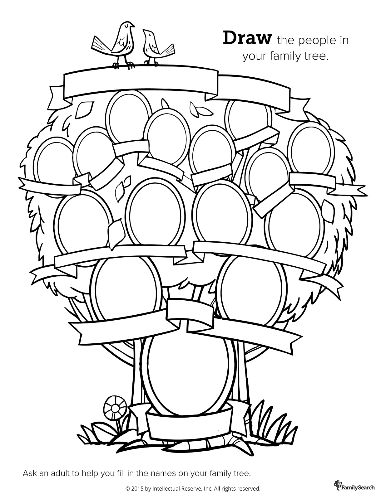 Fill In Coloring Pages At Getcolorings