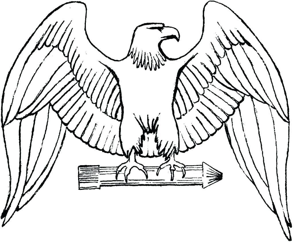 Flying Eagle Coloring Page At Getcolorings