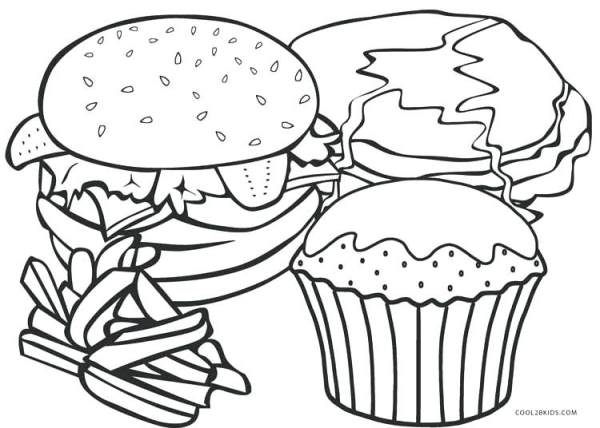 food coloring page # 63