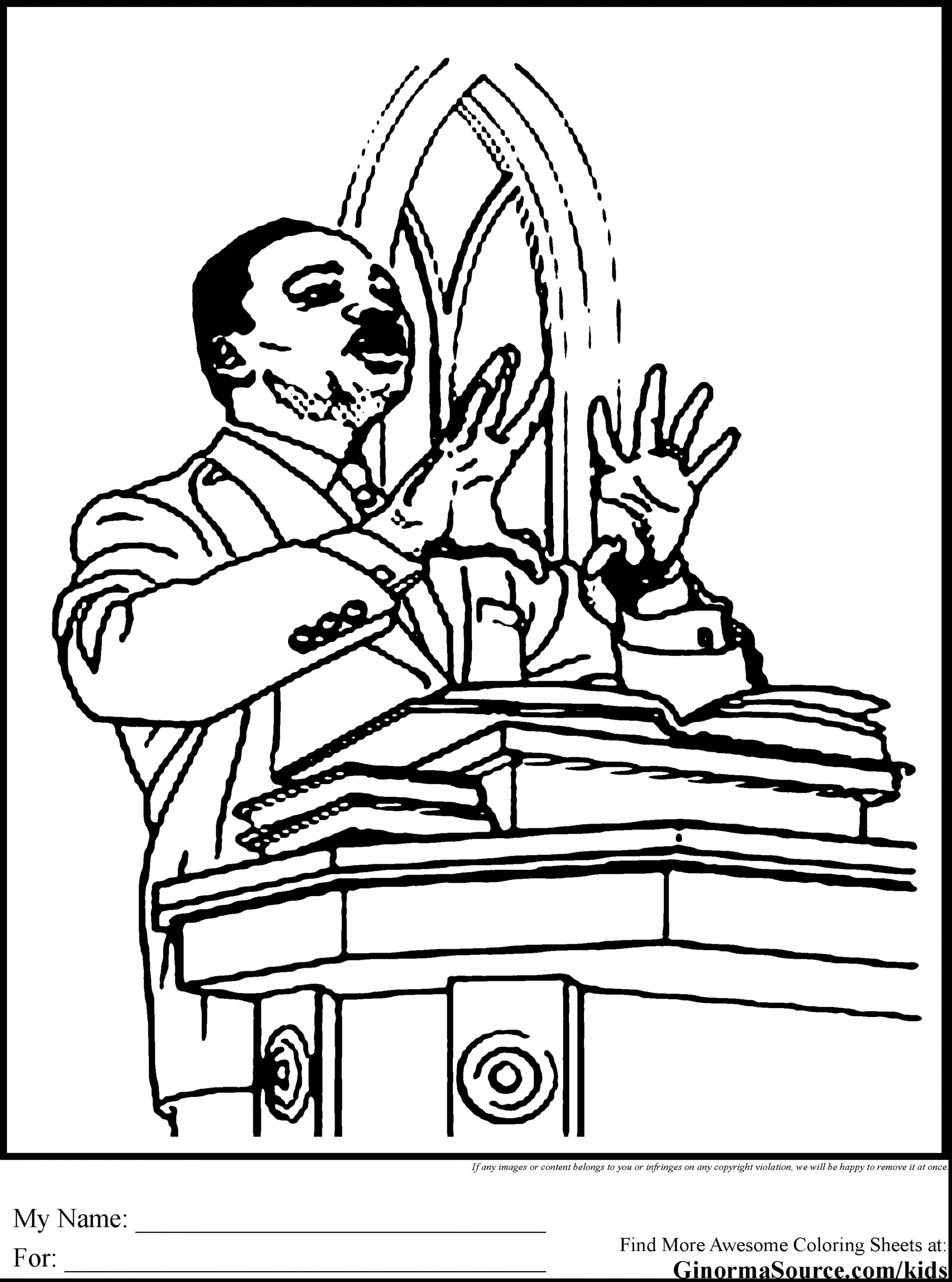Free Black History Coloring Pages At Getcolorings