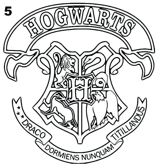free harry potter coloring pages at getcolorings