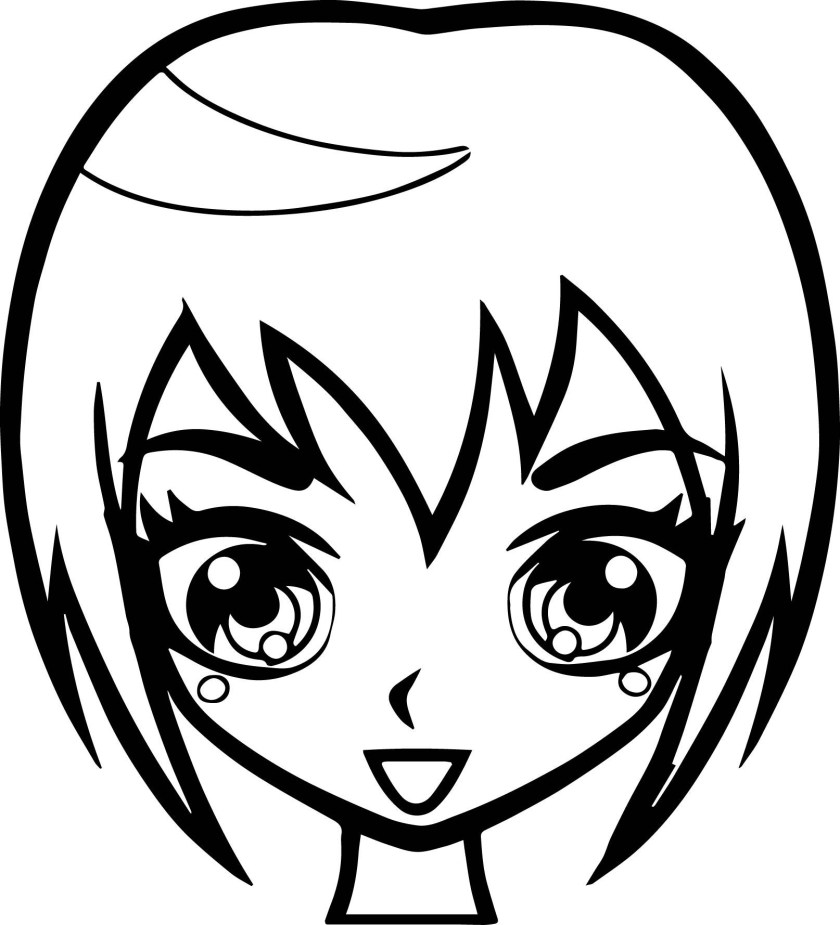 girl hair coloring pages at getcolorings  free