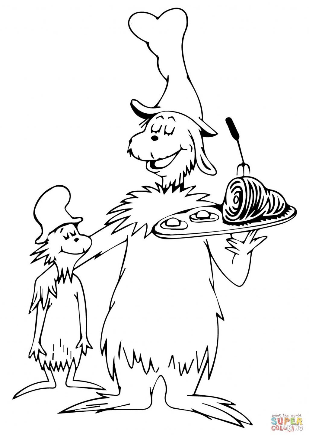 Go Dog Go Coloring Pages At Getcolorings