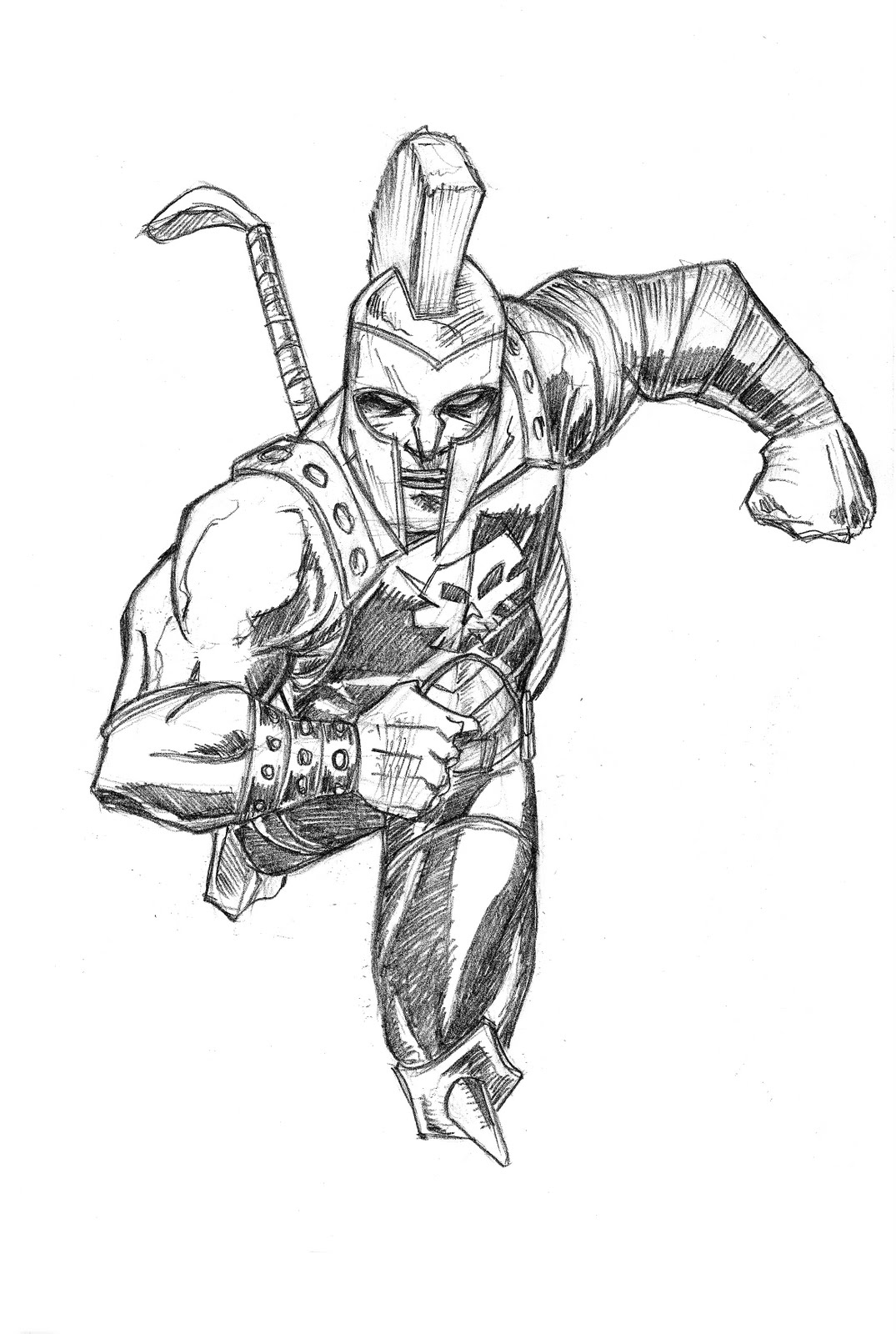 God Of War Coloring Pages At Getcolorings