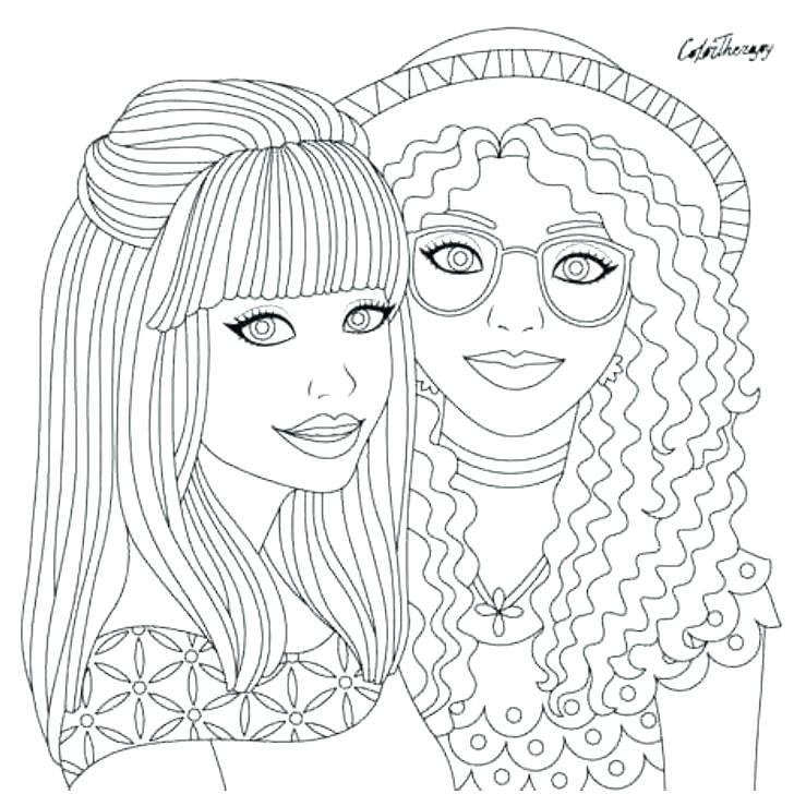 hair brush coloring page at getcolorings  free