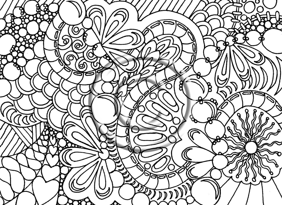 Medium Coloring Pages At Getcolorings