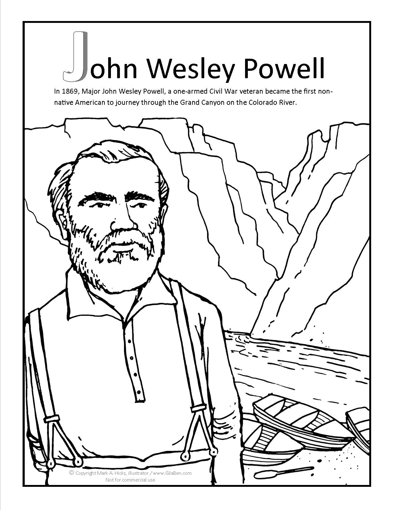 Henry Hudson Coloring Page At Getcolorings