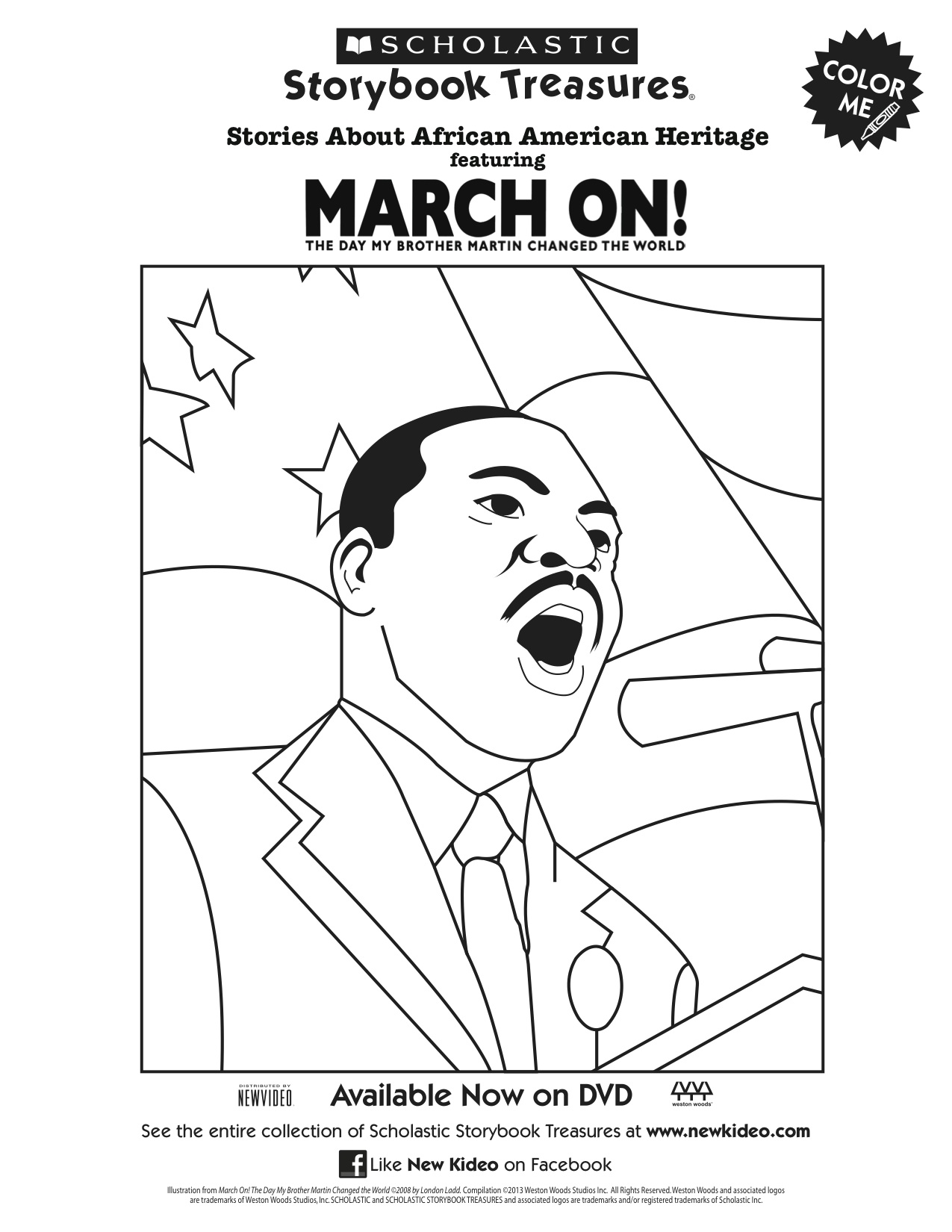 I Have A Dream Coloring Pages At Getcolorings