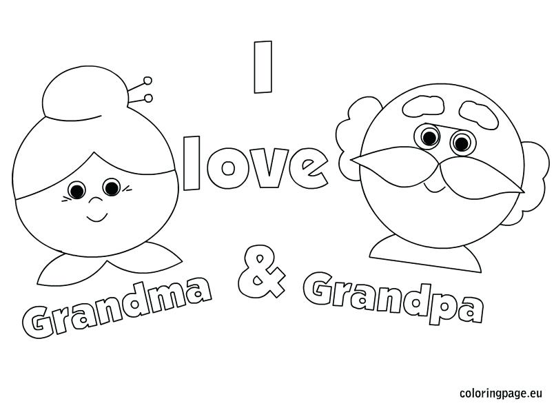 i love you grandma coloring pages at getcolorings