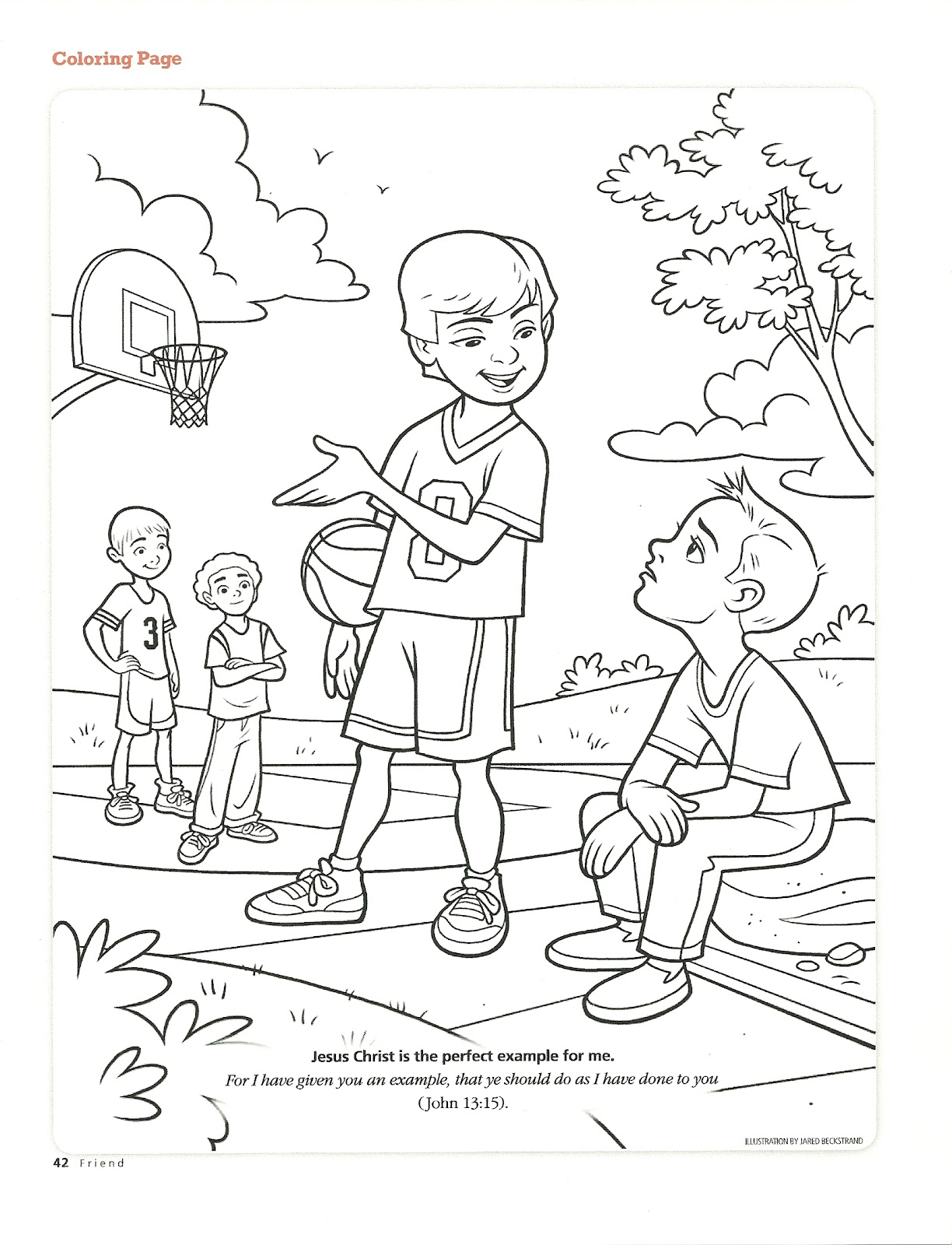 Jane Goodall Coloring Page At Getcolorings