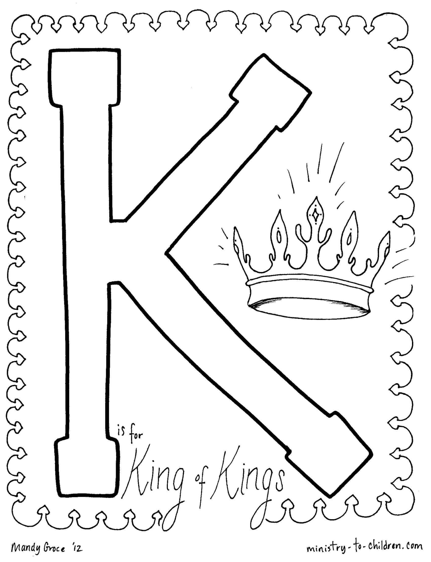 King Josiah Coloring Page At Getcolorings