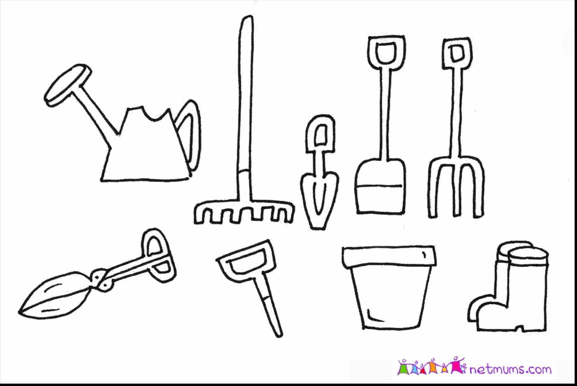 Kitchen Utensils Coloring Pages At Getcolorings