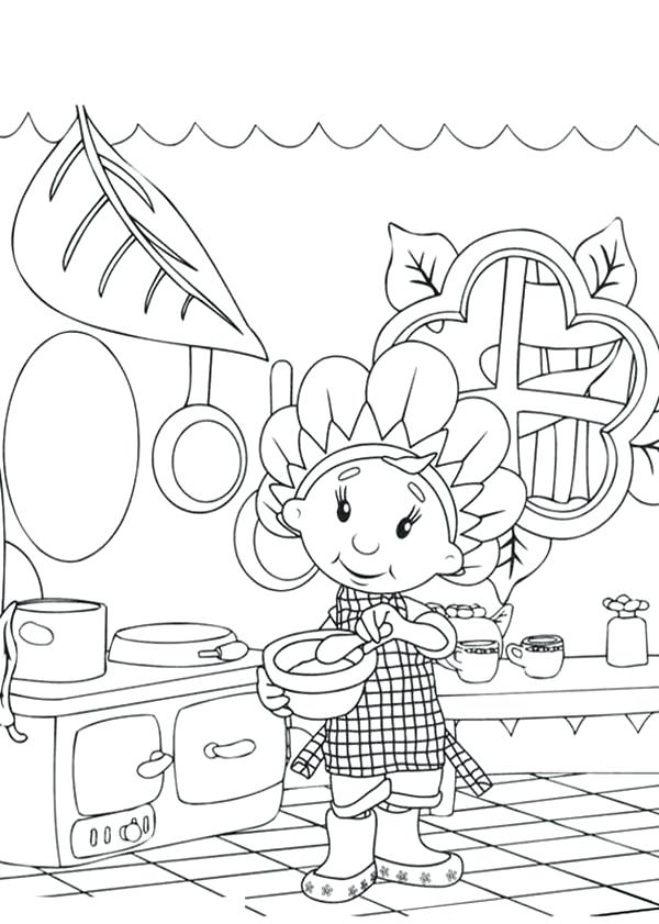 kitchen utensils coloring pages at getcolorings  free