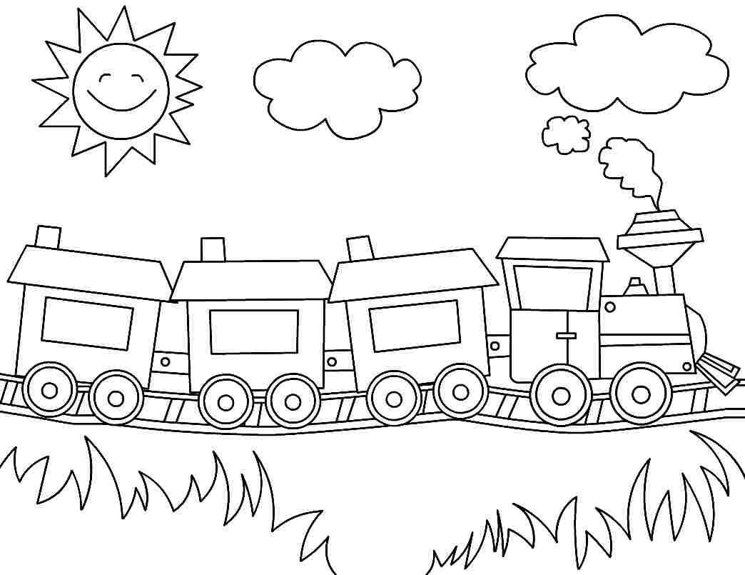 Learning Coloring Pages For Kids At Getcolorings