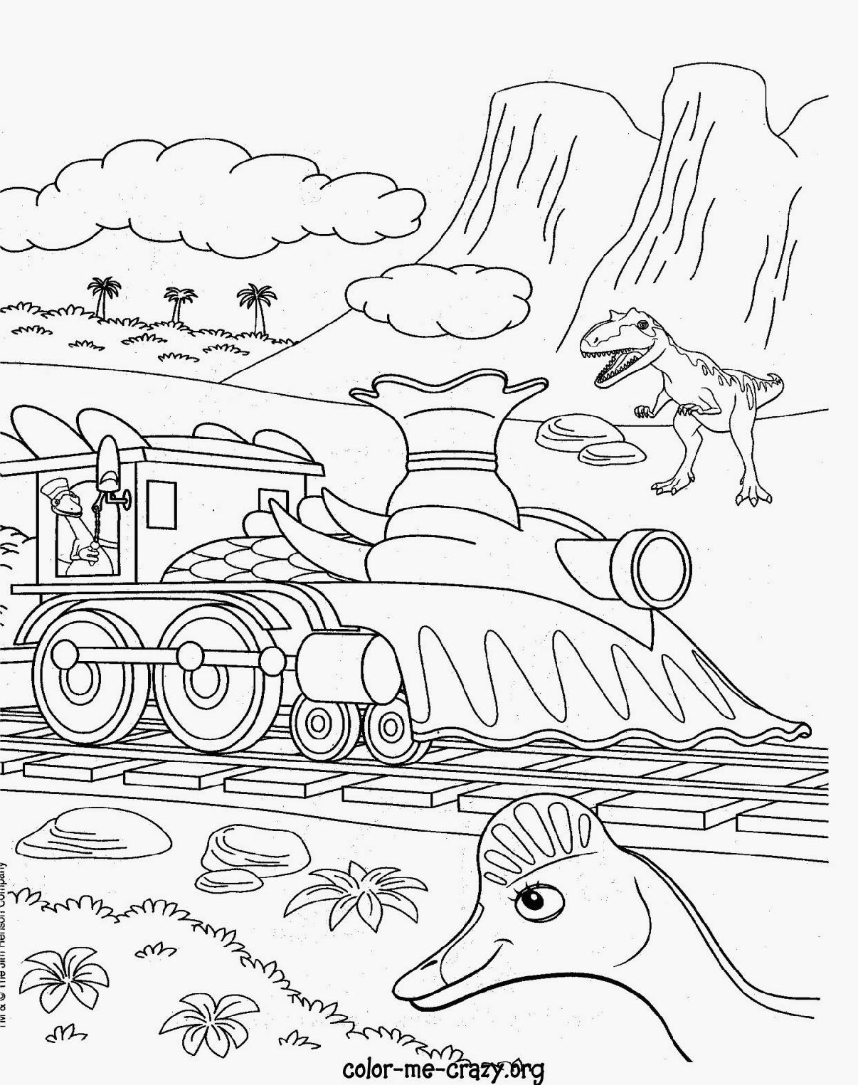 Lego Dinosaur Coloring Pages At Getcolorings