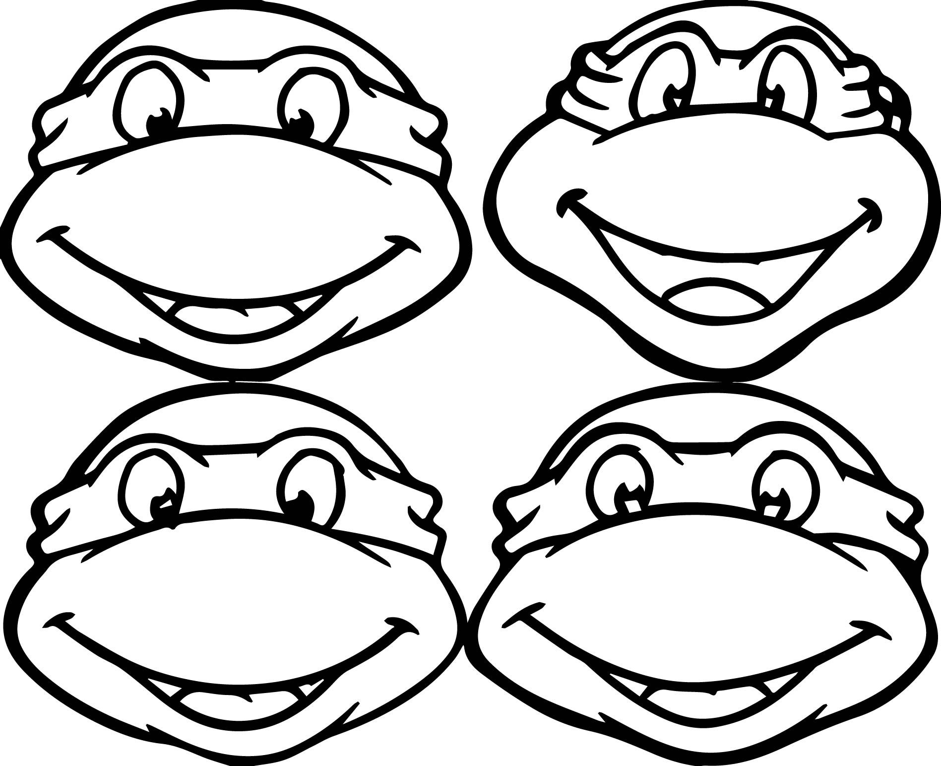 Lego Ninja Turtles Coloring Pages At Getcolorings