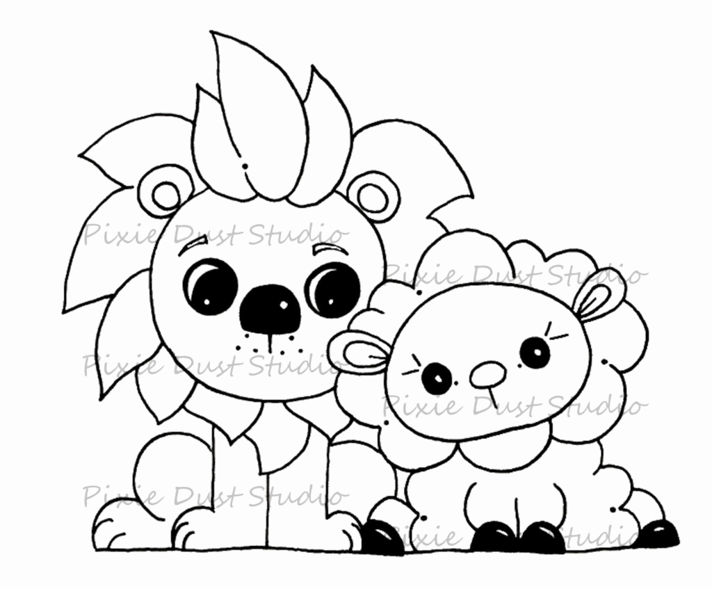 Letter L is for Lamb coloring page | Free Printable Coloring Pages | 847x1024