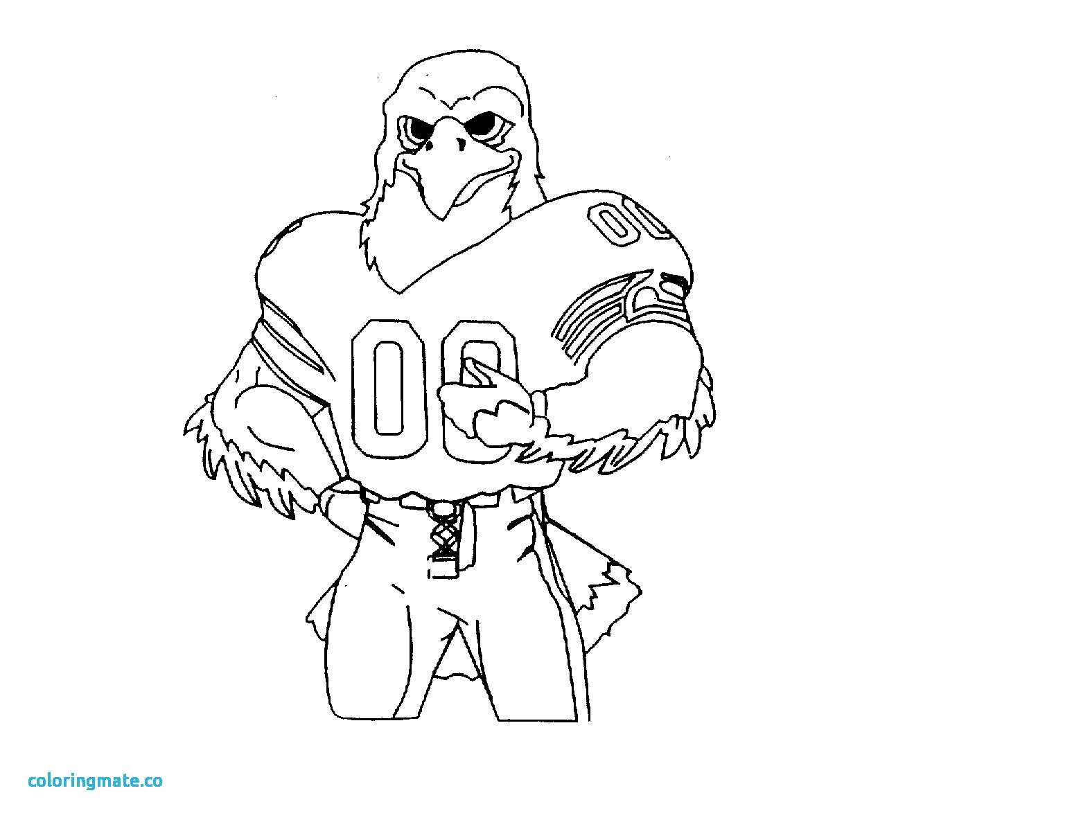 Marshawn Lynch Coloring Pages At Getcolorings