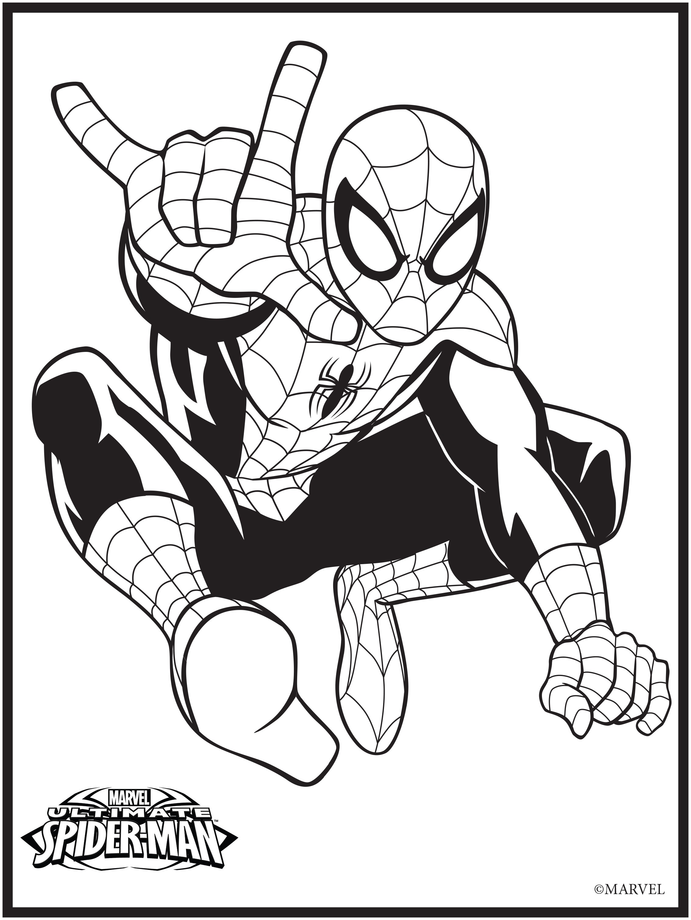 Marvel Coloring Pages For Adults At Getcolorings