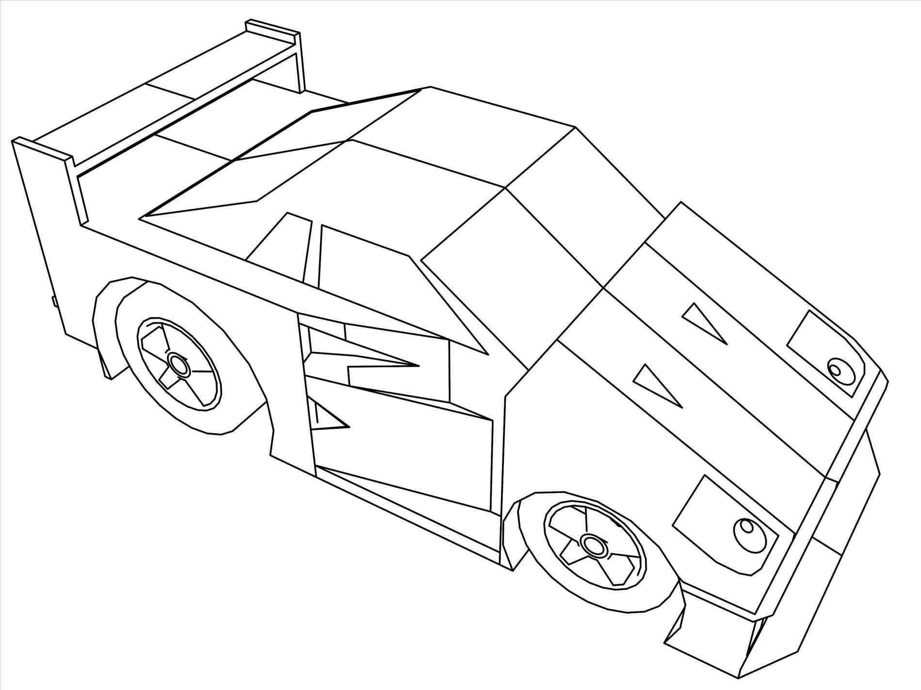 Mitsubishi Eclipse Coloring Pages At Getcolorings