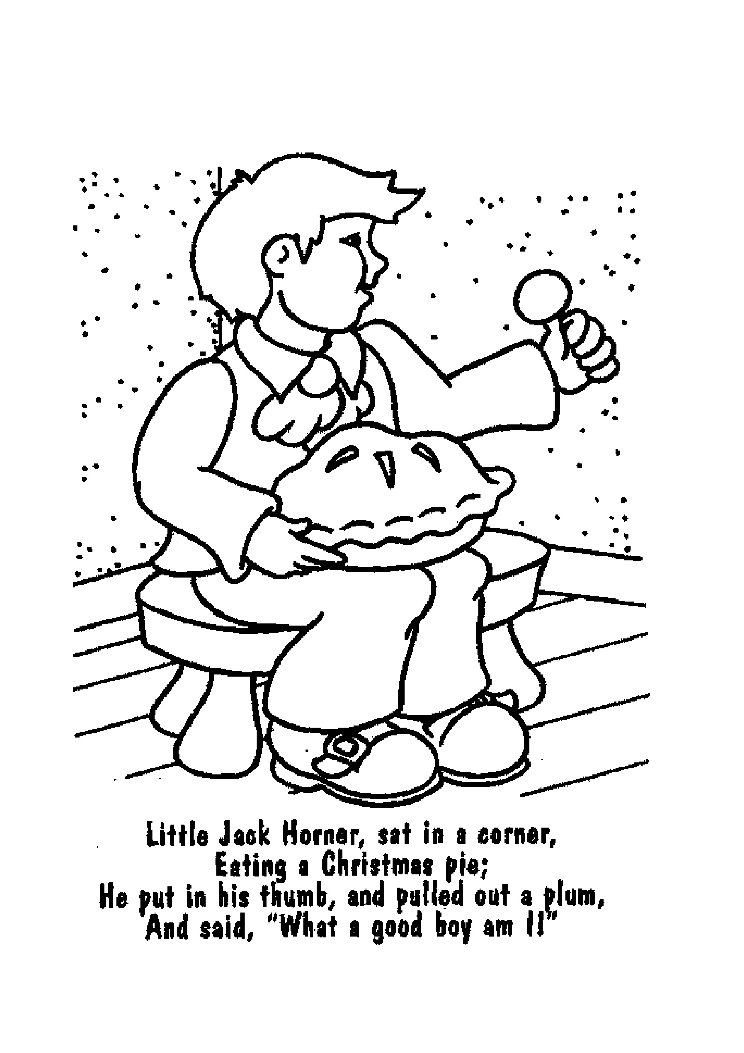 Nursery Coloring Pages At Getcolorings
