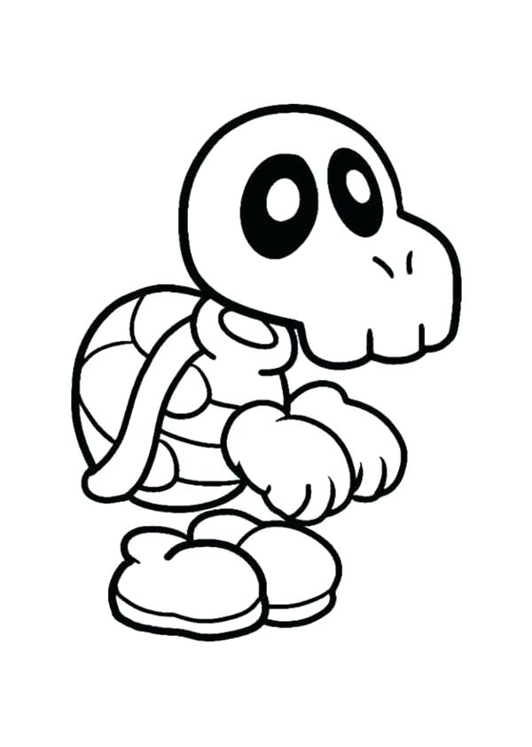 paper luigi coloring pages at getcolorings  free