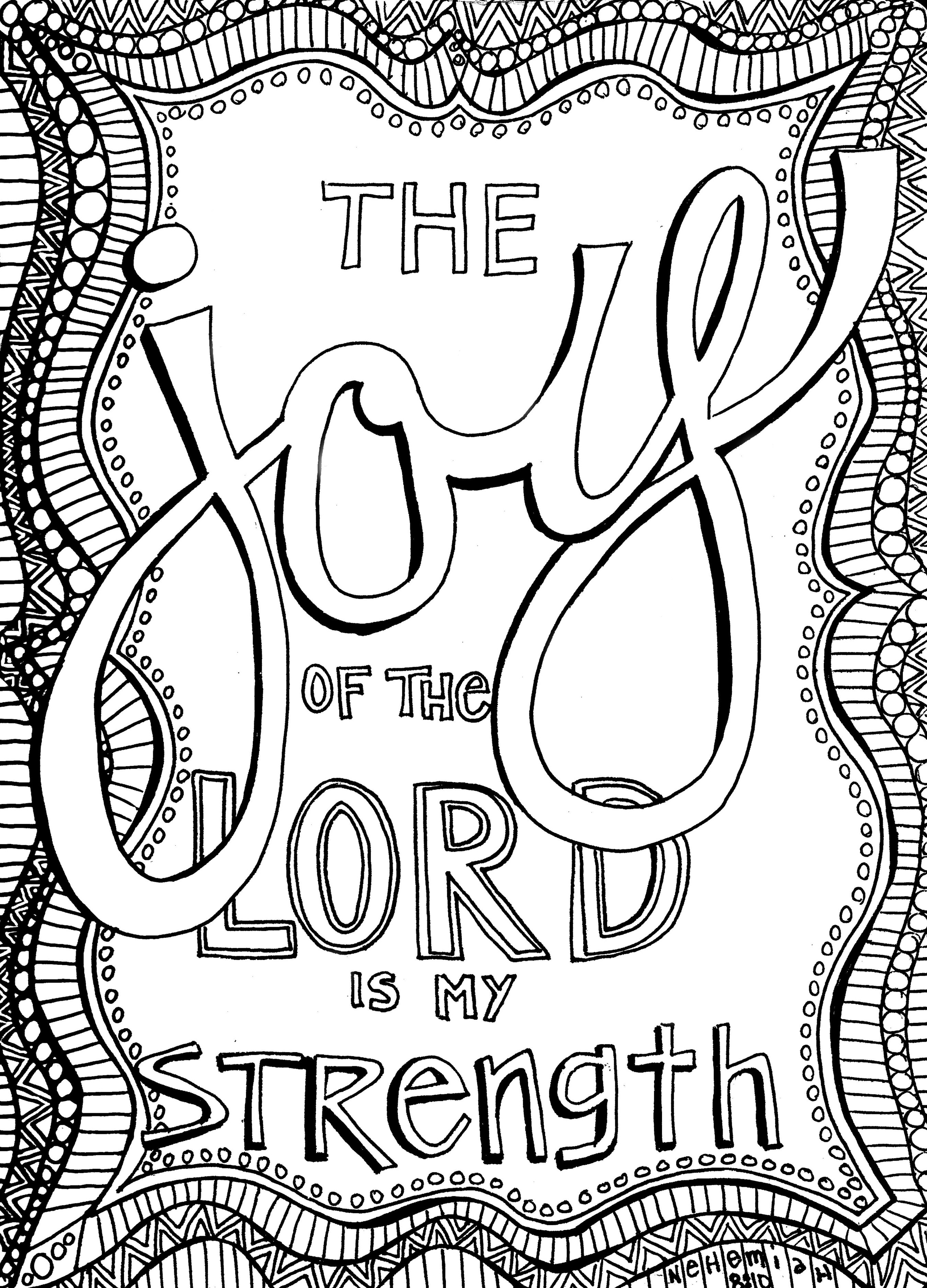 Prayer Coloring Pages For Adults At Getcolorings