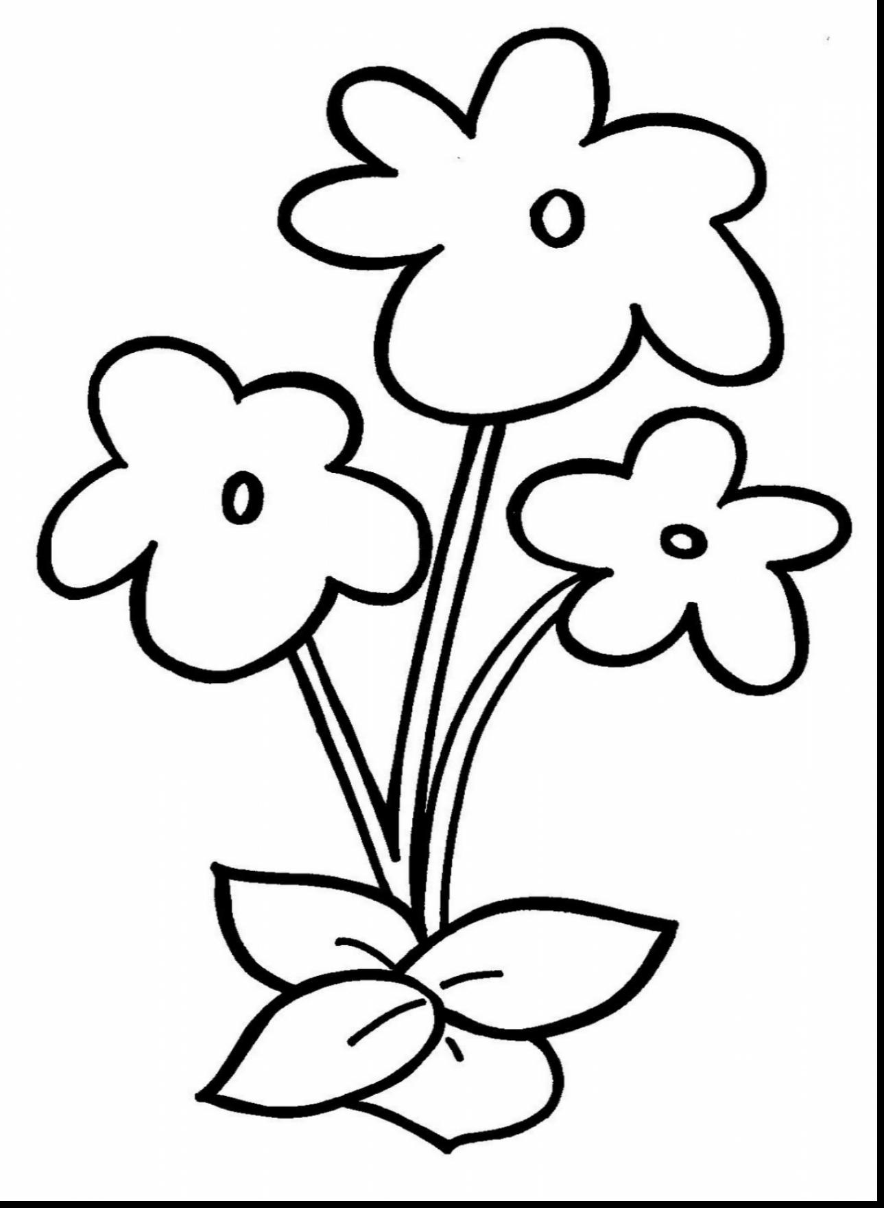 Preschool Coloring Pages At Getcolorings