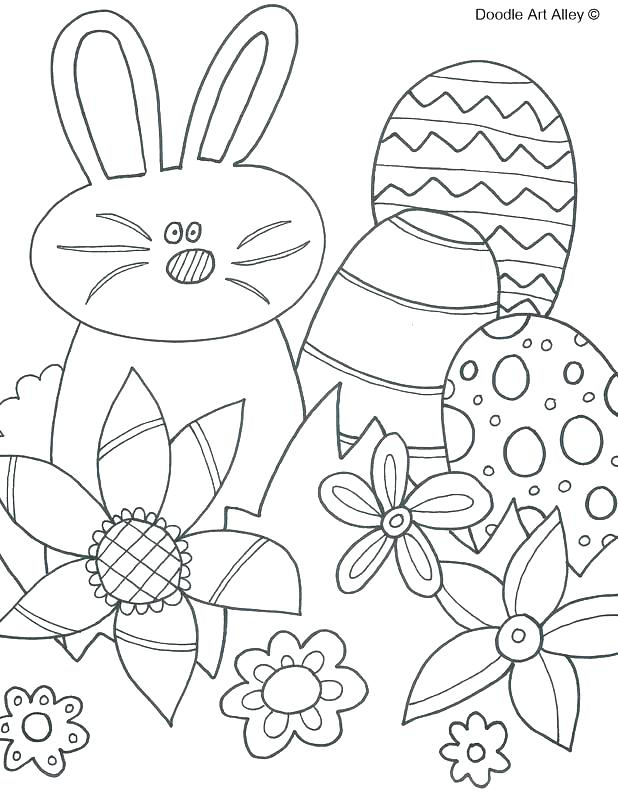 Princess Easter Coloring Pages at GetColorings.com | Free ... | printable disney princess easter coloring pages