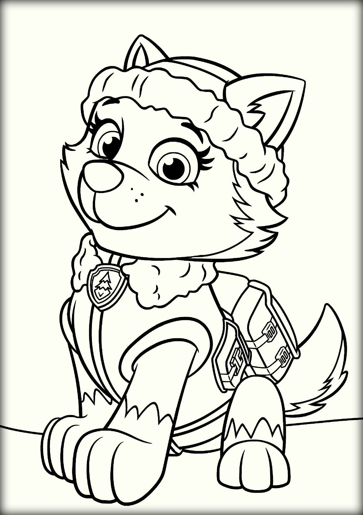 Puppy Dog Pals Coloring Pages At Getcolorings