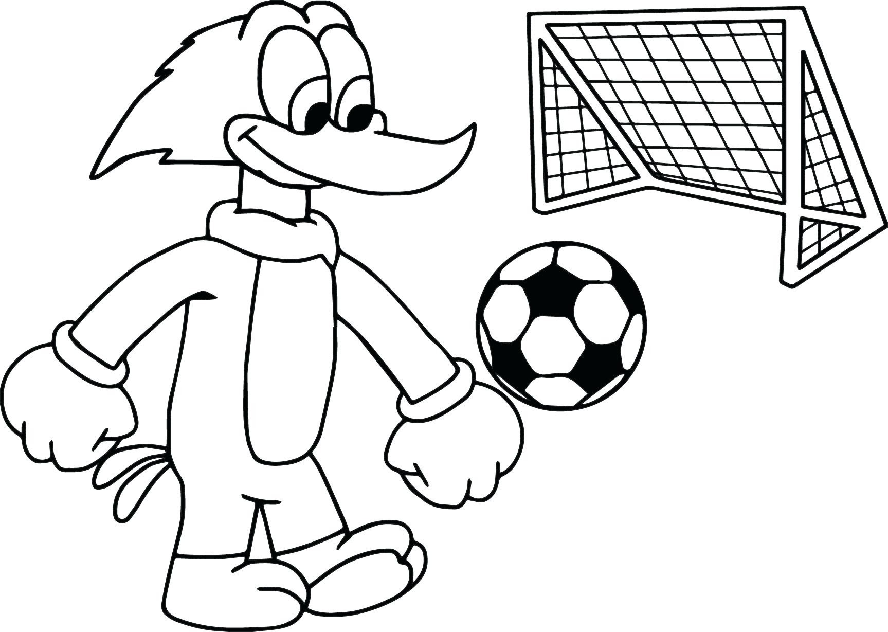 Ronaldo Coloring Pages At Getcolorings