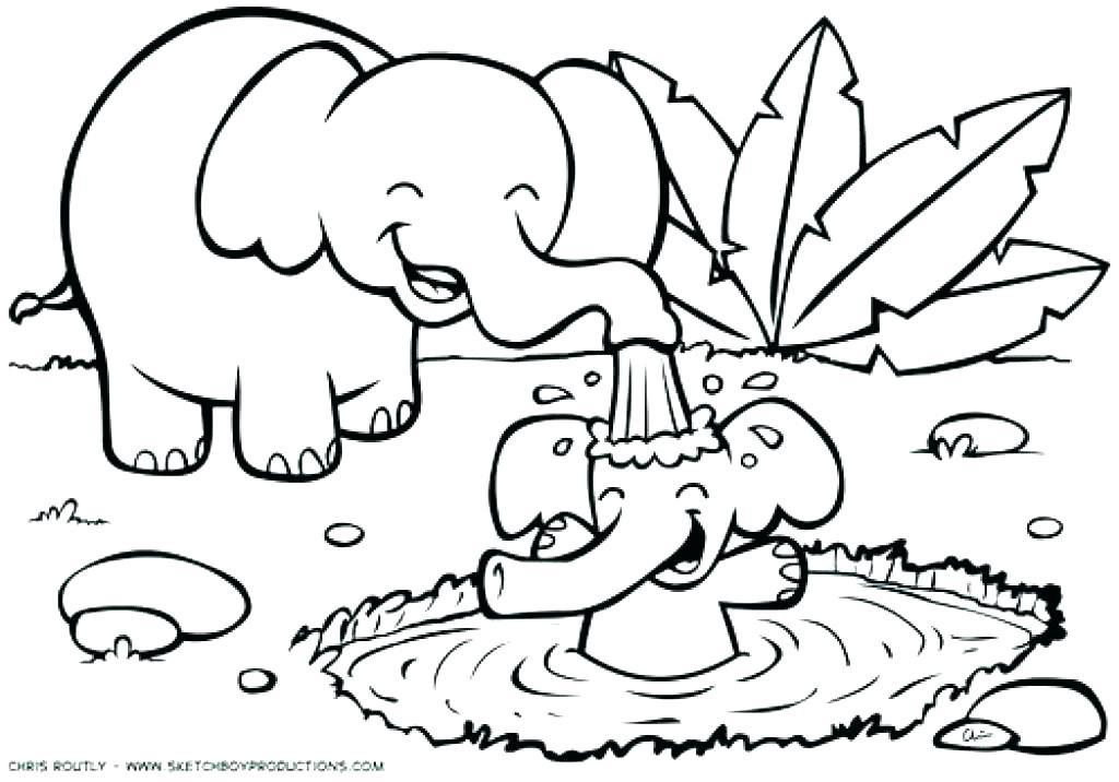 Safari Animals Coloring Pages at GetColorings.com   Free ...   free printable coloring pages safari animals