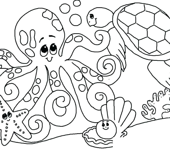 sea coloring pages for adults at getcolorings  free