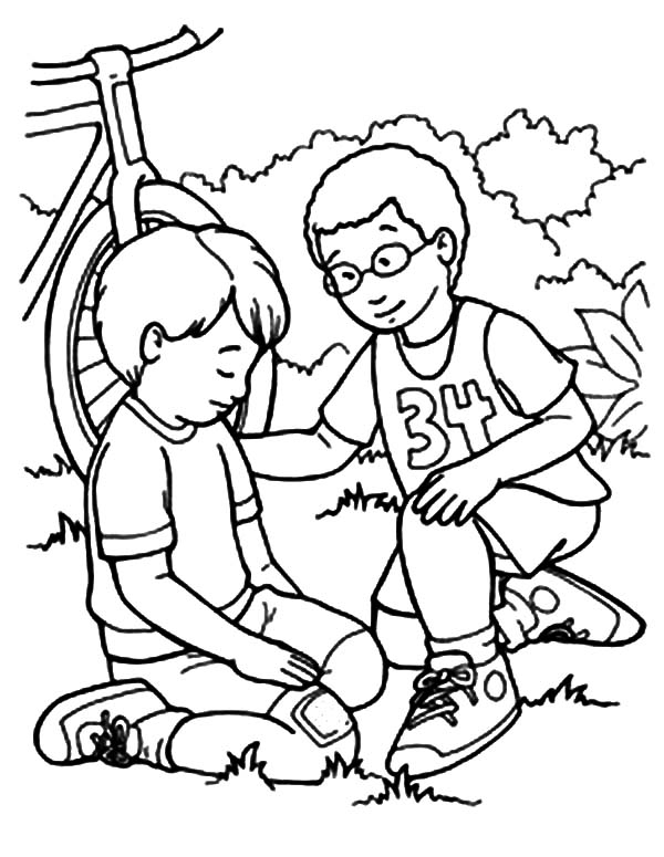 showing kindness coloring pages at getcolorings  free