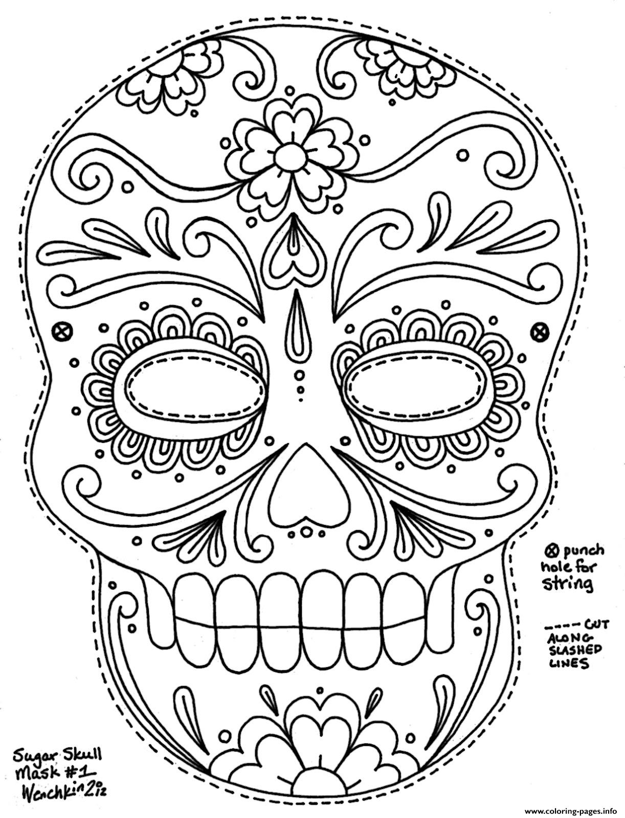 Simple Adult Coloring Pages At Getcolorings