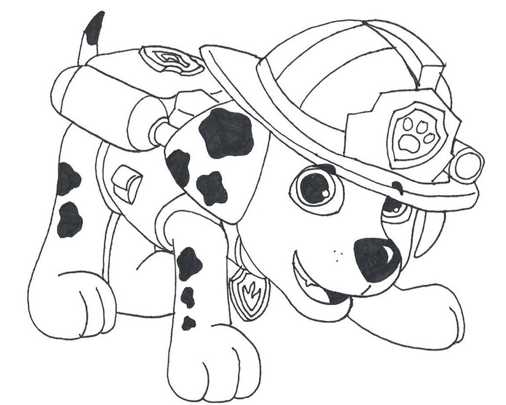 Sparky Coloring Pages At Getcolorings