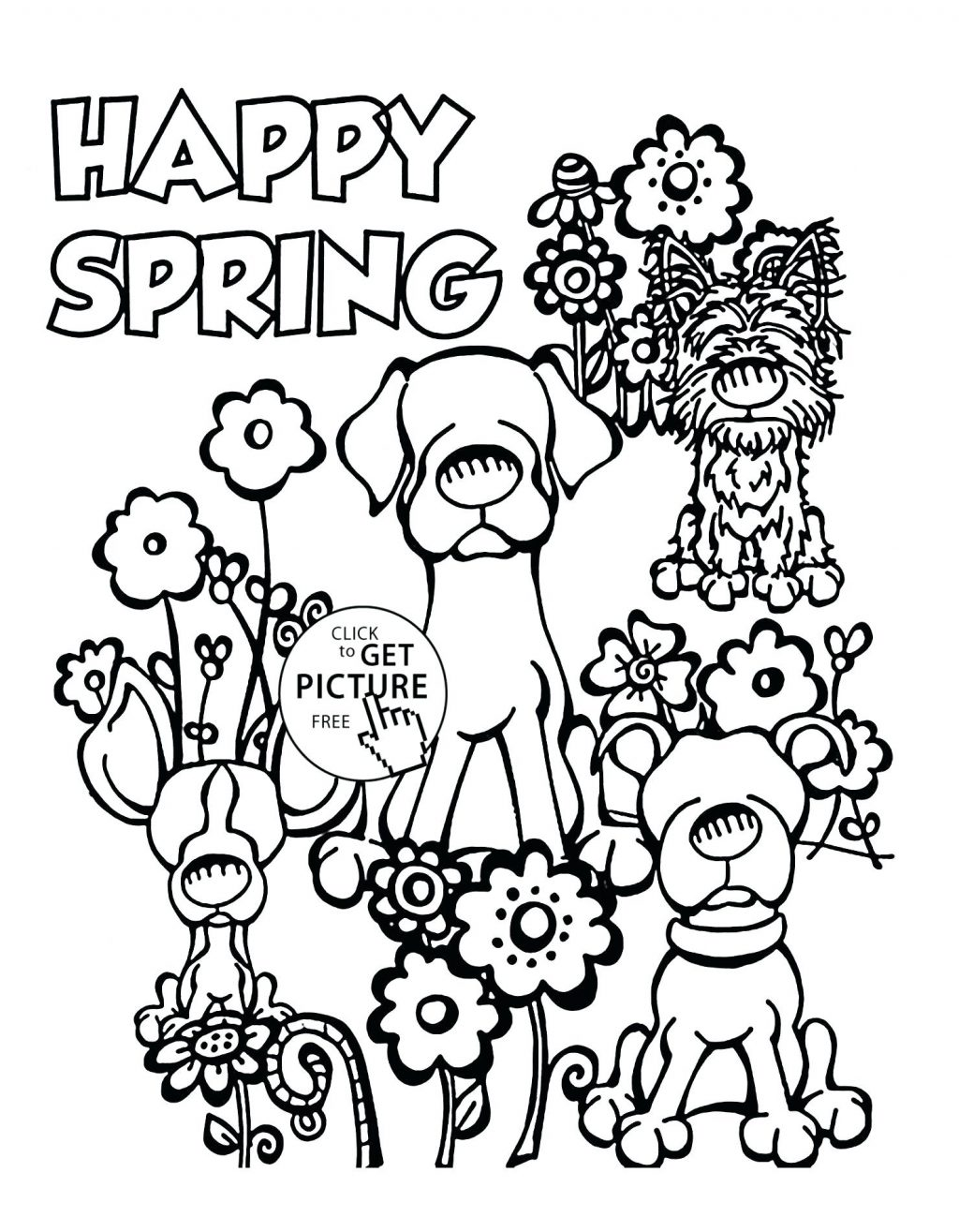 Springtrap Coloring Pages At Getcolorings