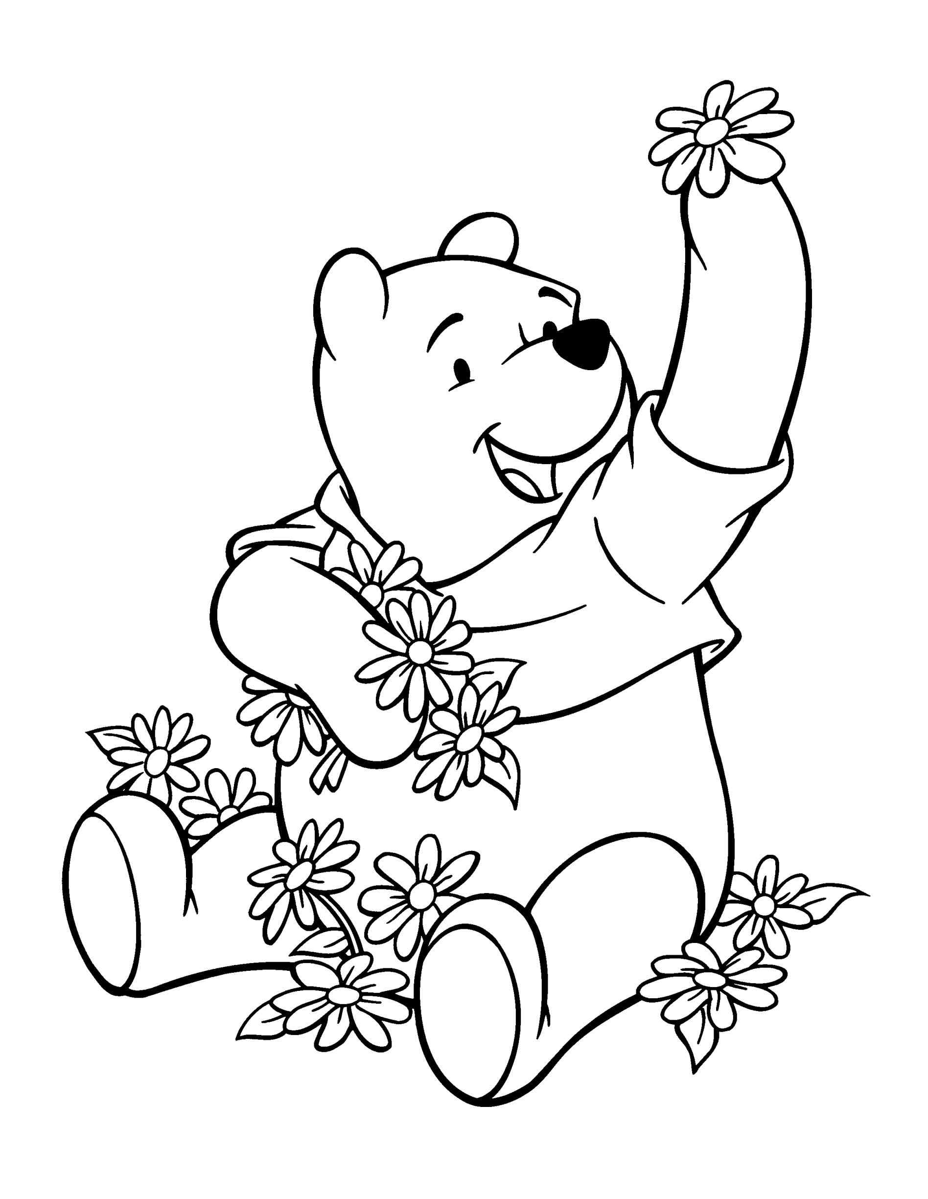 St Patrick Day Coloring Pages Disney At Getcolorings