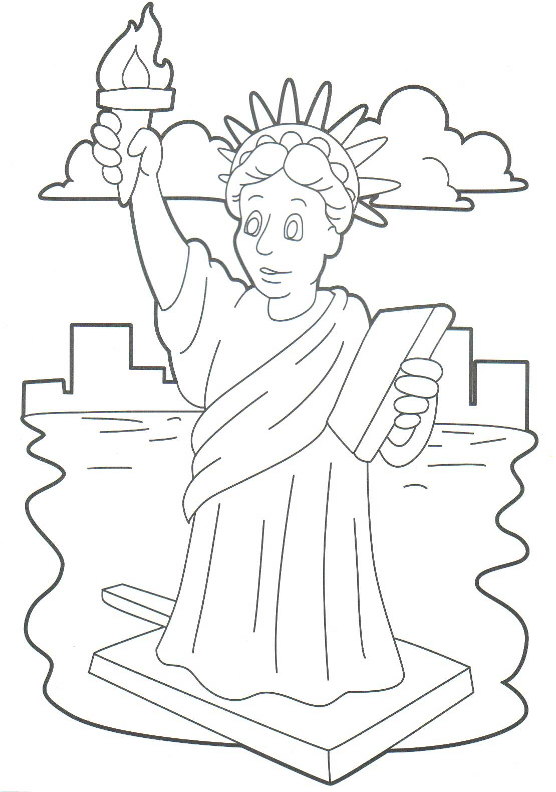 Stonehenge Coloring Page At Getcolorings