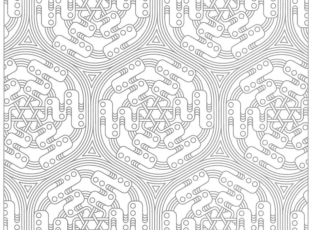 Tessellation Coloring Pages At Getcolorings