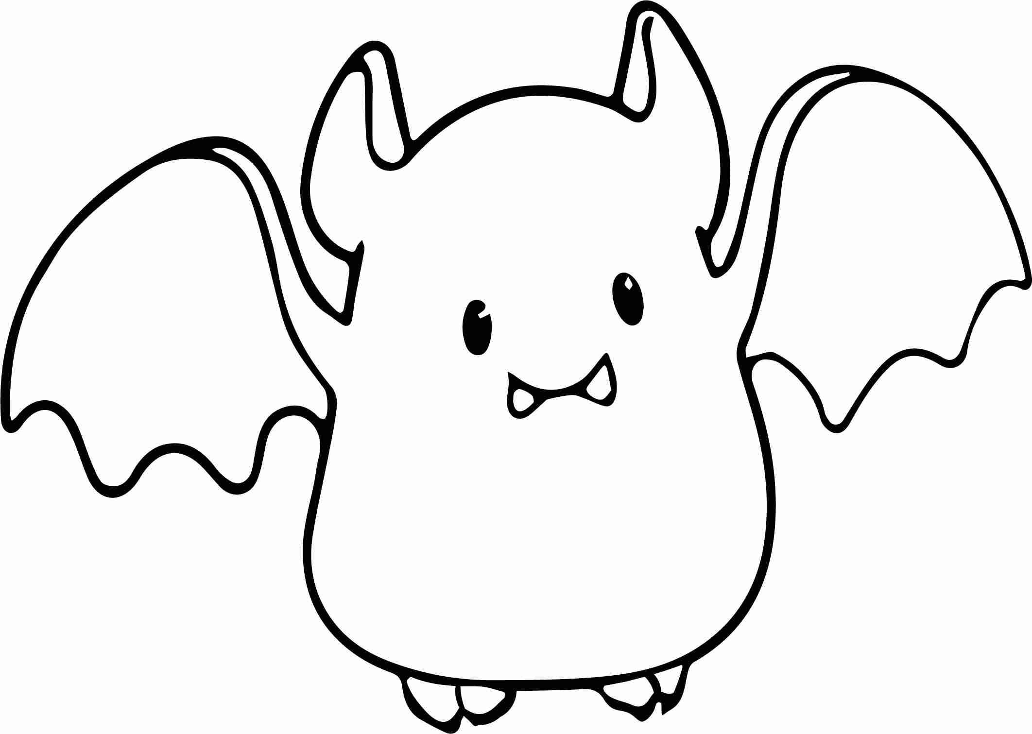 Vampire Bat Coloring Pages At Getcolorings