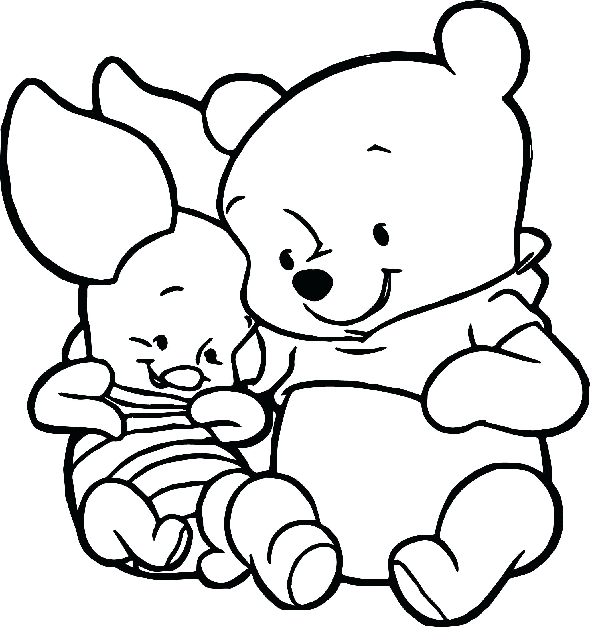 Winnie The Pooh Coloring Pages At Getcolorings