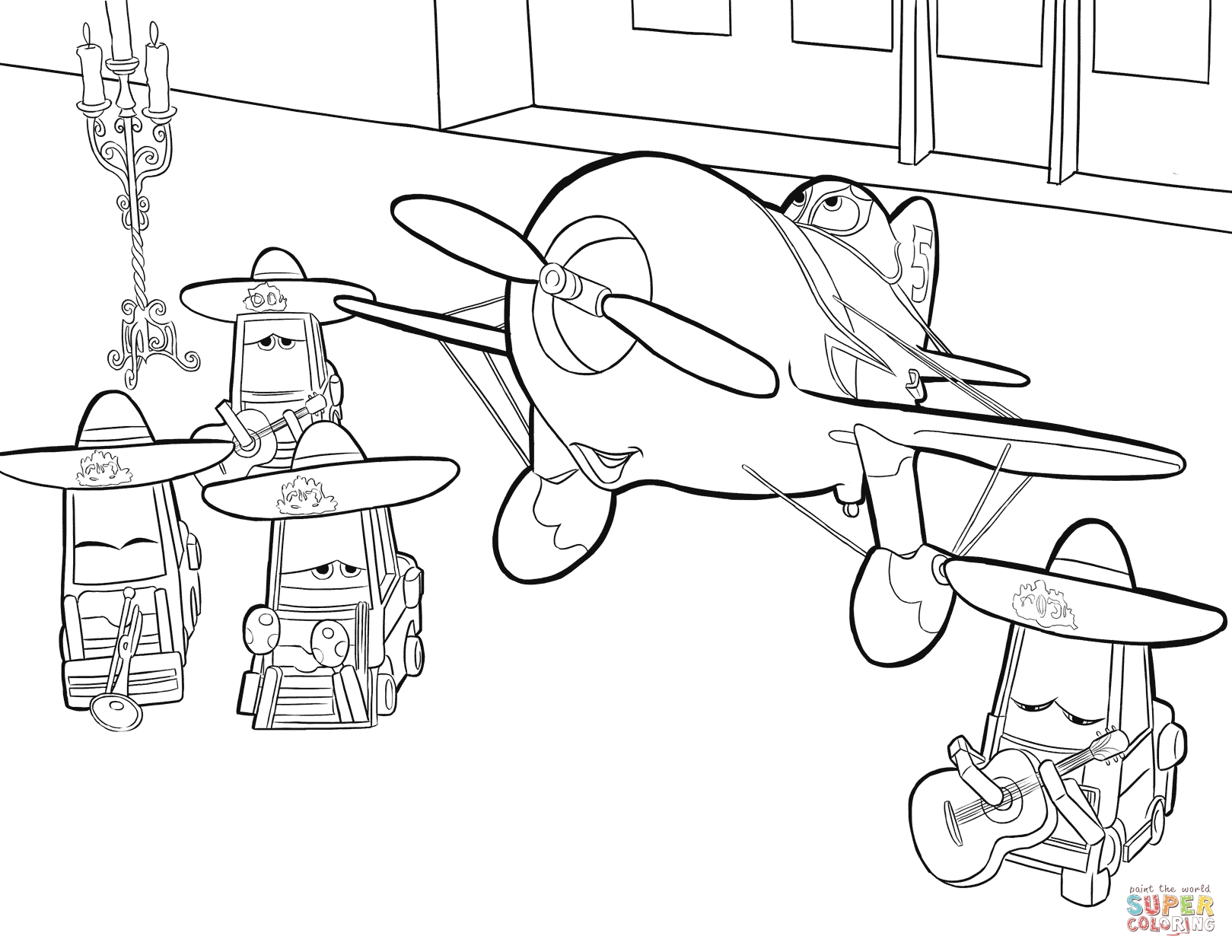 Ww2 Coloring Pages At Getcolorings