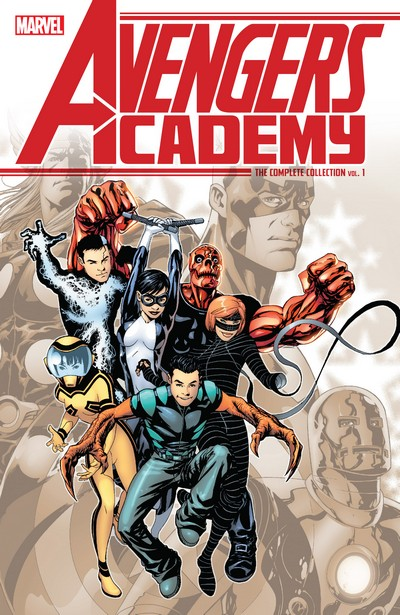 Avengers Academy – The Complete Collection Vol. 1 – 3 (2018-2021)