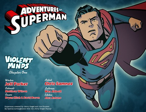 Adventures of Superman 001 – 051 Free Download