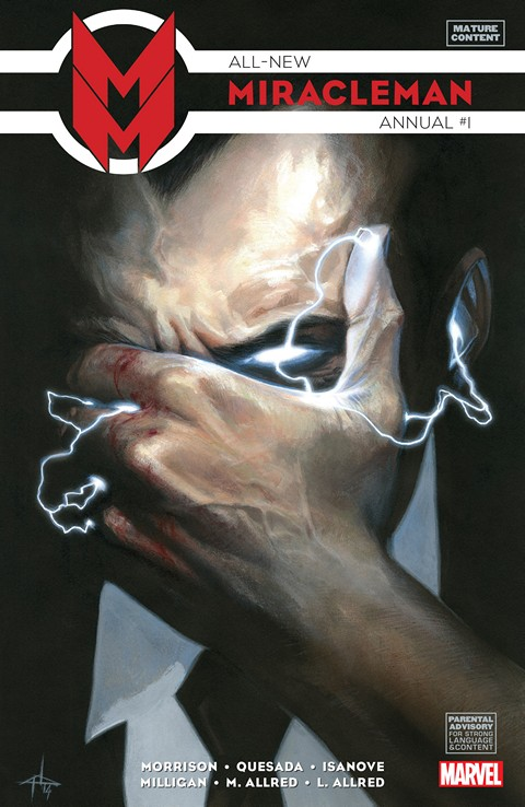 All-New Miracleman Annual 001