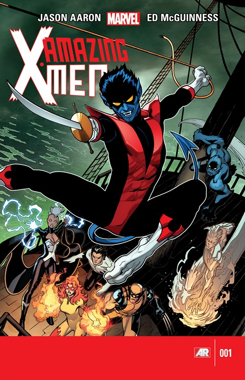 Amazing X-Men 001 – 014 + Annual Free Download